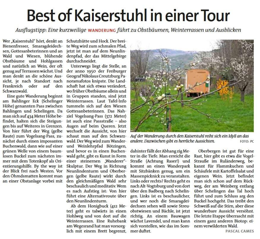 weingut-vogel-pressebericht-der-sonntag-seite-16-22mai-2016-best-of-kaiserstuhl-in-einer-tour