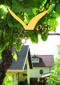 Weingut Vogel - Prospekt/Flyer